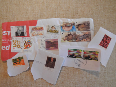 Start A Stamp Collection