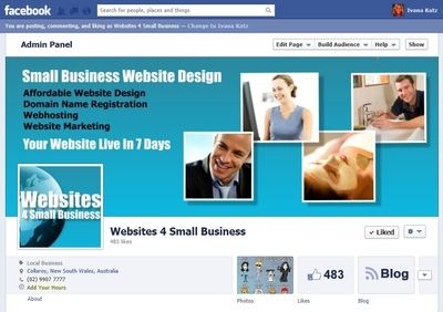 Facebook, Social Media, Website Marketing