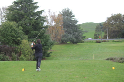 Tee Box, Golf, Aiming Better