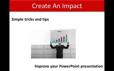 Powerpoint, presentation, skills, impact, memorable