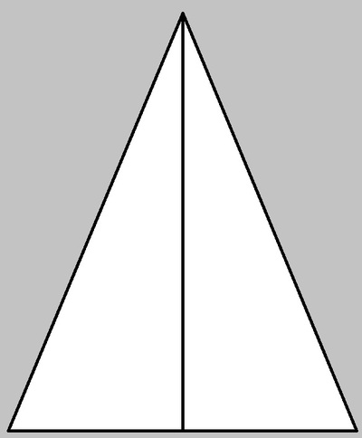 Print out triangle