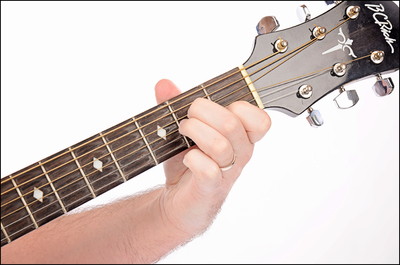 A minor chord formation