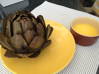Artichoke, cook, eat, prepare, seasonal