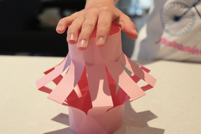 chinese lanterns, paper lanterns, kids craft, make lanterns