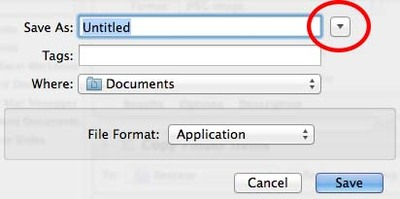 Add a function using OSx Automator