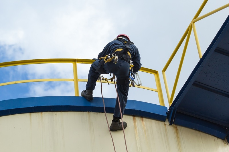 Enhance Safety Using Fall Protection Equipment