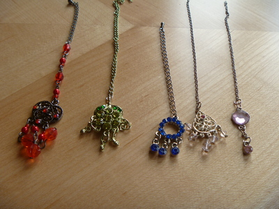 indian head jewellery colours