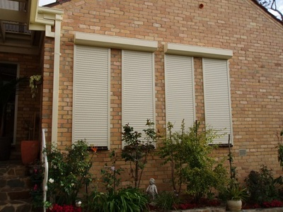 kitchen roller shutters