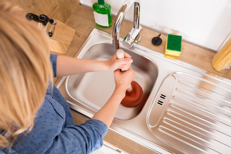 Kitchen Sink  - Tips To Unclog The Kitchen Sink Without Extra Efforts