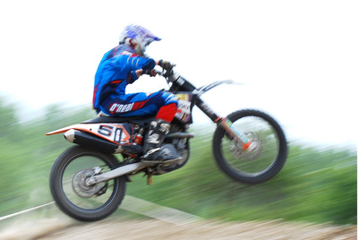 Motocross Riding