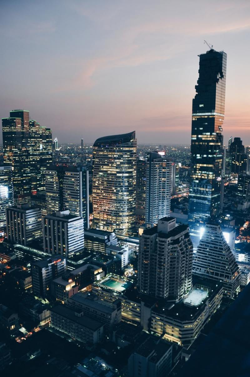 Spend One Day in Bangkok, Thailand