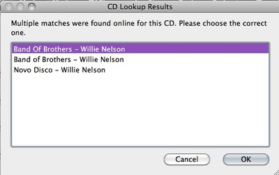 related pic from itunes