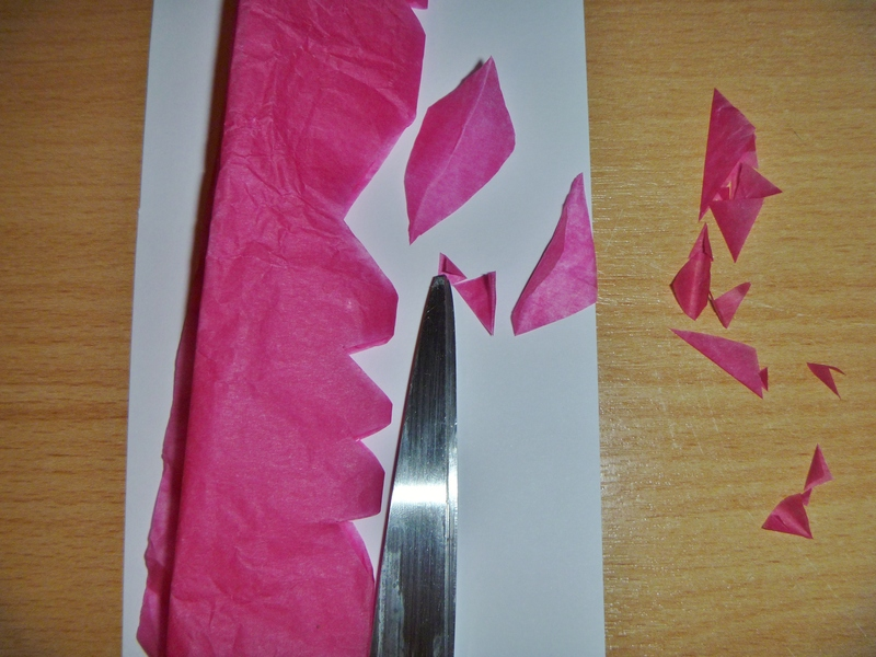 tissue paper for confetti cones