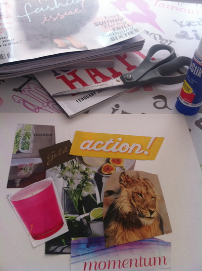 vision board, dreams board, personal development, self help, o dreams board